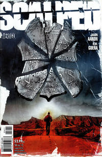 Cover Thumbnail for Scalped (DC, 2007 series) #56