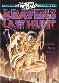 Cover Thumbnail for Spider-Man Fearful Symmetry: Kraven's Last Hunt (Marvel, 1990 series)