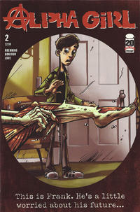 Cover Thumbnail for Alpha Girl (Image, 2012 series) #2