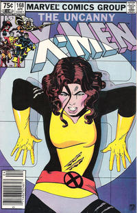 Cover Thumbnail for The Uncanny X-Men (Marvel, 1981 series) #168 [Canadian variant]