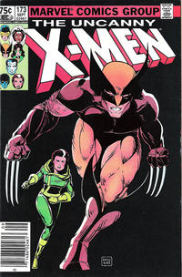 Cover for The Uncanny X-Men (Marvel, 1981 series) #173