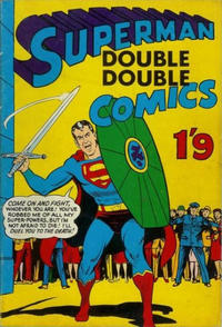 Cover Thumbnail for Superman Double Double Comics (Thorpe & Porter, 1968 series) #[1]