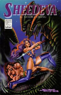 Cover Thumbnail for Sheedeva (Fantagraphics, 1994 series) #5