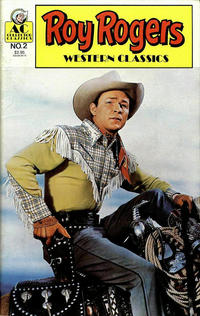 Cover Thumbnail for Roy Rogers Western Classics (AC, 1989 series) #2