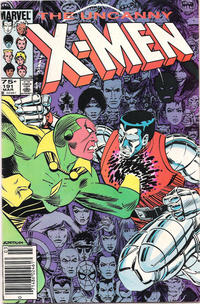 Cover Thumbnail for The Uncanny X-Men (Marvel, 1981 series) #191 [Canadian]