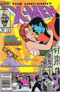 Cover for The Uncanny X-Men (Marvel, 1981 series) #204