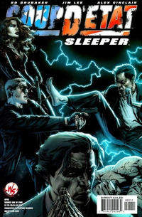 Cover Thumbnail for Coup D'etat: Sleeper (DC, 2004 series) #1 [Lee Bermejo Variant Cover]