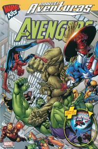Cover Thumbnail for Marvel Aventuras (Editorial Televisa, 2011 series) #2