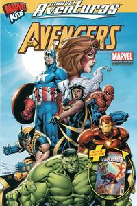 Cover Thumbnail for Marvel Aventuras (Editorial Televisa, 2011 series) #4