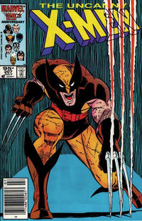 Cover Thumbnail for The Uncanny X-Men (Marvel, 1981 series) #207 [Canadian]