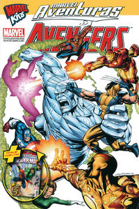 Cover Thumbnail for Marvel Aventuras (Editorial Televisa, 2011 series) #6