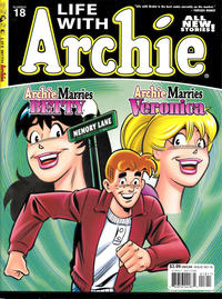 Cover Thumbnail for Life with Archie (Archie, 2010 series) #18