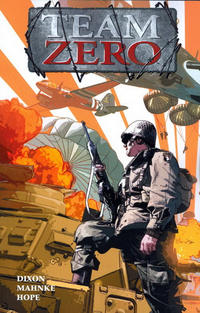 Cover Thumbnail for Team Zero (DC, 2008 series)