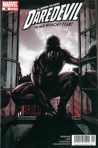 Cover Thumbnail for Daredevil, el hombre sin miedo (Editorial Televisa, 2009 series) #20