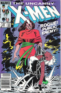 Cover Thumbnail for The Uncanny X-Men (Marvel, 1981 series) #185 [Canadian]