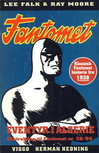 Cover Thumbnail for Fantomet Eventyr i Algerie [Bilag til Fantomet] (Semic, 1994 series)