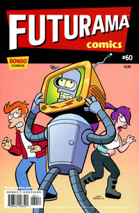 Cover Thumbnail for Bongo Comics Presents Futurama Comics (Bongo, 2000 series) #60
