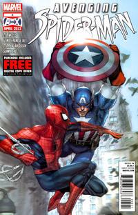 Cover Thumbnail for Avenging Spider-Man (Marvel, 2012 series) #5