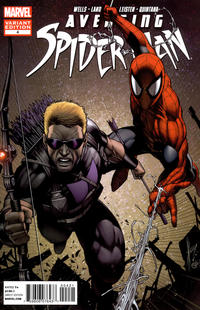 Cover Thumbnail for Avenging Spider-Man (Marvel, 2012 series) #4 [Variant Edition - Dale Keown Cover]
