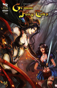 Cover Thumbnail for Grimm Fairy Tales (Zenescope Entertainment, 2005 series) #70 [Cover A]