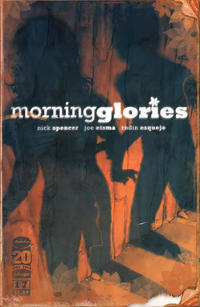 Cover Thumbnail for Morning Glories (Image, 2010 series) #17