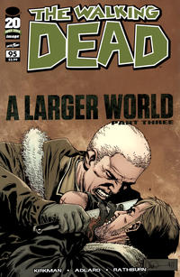 Cover Thumbnail for The Walking Dead (Image, 2003 series) #95