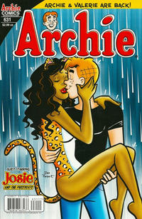 Cover Thumbnail for Archie (Archie, 1959 series) #631