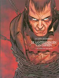 Cover Thumbnail for De aantekeningen van Darwin (Le Lombard, 2010 series) #3 - De aard van het beest