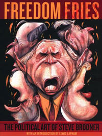 Cover Thumbnail for Freedom Fries (Fantagraphics, 2003 series)