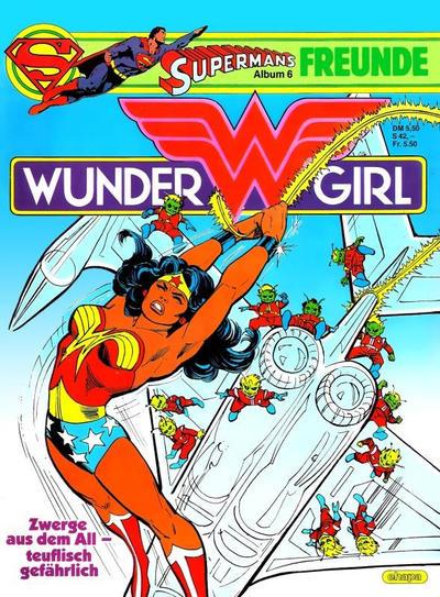 Cover for Supermans Freunde (Egmont Ehapa, 1984 series) #6