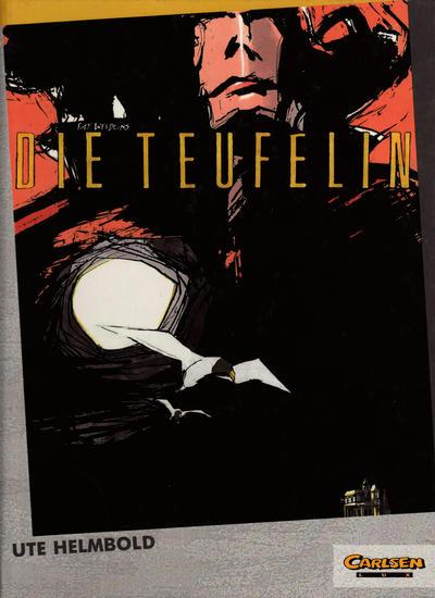 Cover for Carlsen Lux (Carlsen Comics [DE], 1990 series) #22 - Die Teufelin