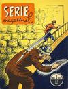 Cover for Seriemagasinet (Serieforlaget / Se-Bladene / Stabenfeldt, 1951 series) #3/1952