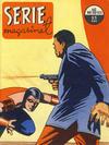Cover for Seriemagasinet (Serieforlaget / Se-Bladene / Stabenfeldt, 1951 series) #16/1953