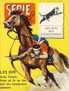 Cover for Seriemagasinet (Serieforlaget / Se-Bladene / Stabenfeldt, 1951 series) #26/1954