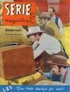 Cover for Seriemagasinet (Serieforlaget / Se-Bladene / Stabenfeldt, 1951 series) #25/1954