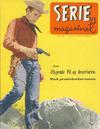 Cover for Seriemagasinet (Serieforlaget / Se-Bladene / Stabenfeldt, 1951 series) #23/1954