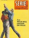 Cover for Seriemagasinet (Serieforlaget / Se-Bladene / Stabenfeldt, 1951 series) #22/1954