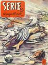 Cover for Seriemagasinet (Serieforlaget / Se-Bladene / Stabenfeldt, 1951 series) #4/1954