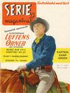 Cover for Seriemagasinet (Serieforlaget / Se-Bladene / Stabenfeldt, 1951 series) #3/1955