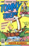 Cover for Tommy og Tigern (Bladkompaniet / Schibsted, 1989 series) #5/1991