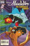 Cover for Disney's Aladdin (Marvel, 1994 series) #4