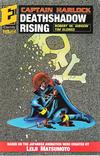 Cover for Captain Harlock: Deathshadow Rising (Malibu, 1991 series) #1