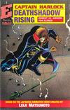 Cover for Captain Harlock: Deathshadow Rising (Malibu, 1991 series) #3