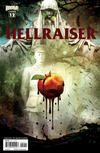 Cover for Clive Barker's Hellraiser (Boom! Studios, 2011 series) #12