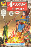 Cover Thumbnail for Action Comics (1938 series) #402 [Pence Variant]