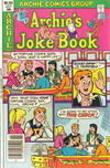 Cover for Archie's Joke Book Magazine (Archie, 1953 series) #282