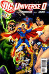 Cover Thumbnail for DC Universe (2008 series) #0 [2nd Printing]