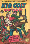 Cover for Kid Colt Outlaw (Horwitz, 1952 ? series) #33