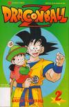 Cover for Dragon Ball Z (Viz, 1998 series) #2