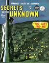 Cover for Secrets of the Unknown (Alan Class, 1962 series) #190
